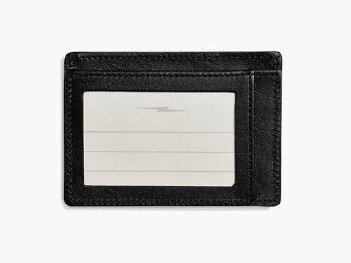 ID Card Case Black