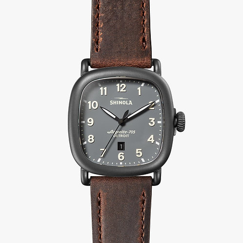The Guardian 41.5mm x 43mm Cool Gray