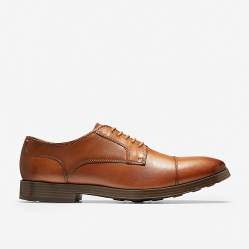 Jay Grand Cap Toe Oxford British Tan