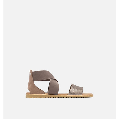 Ella Sandal Ash Brown