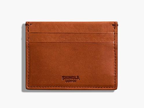 Five Pocket Card Case Signature Bourbon