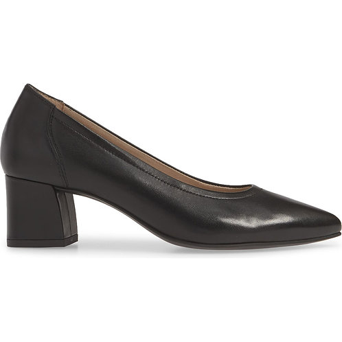 Tammy Black Leather