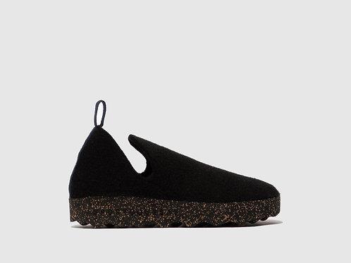 Slip-On Shoes City Black