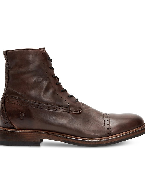 Murray Lace-Up Brown