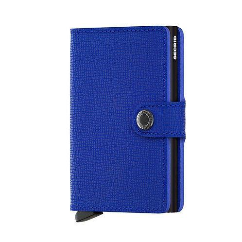 Miniwallet Crisple Blue-Black