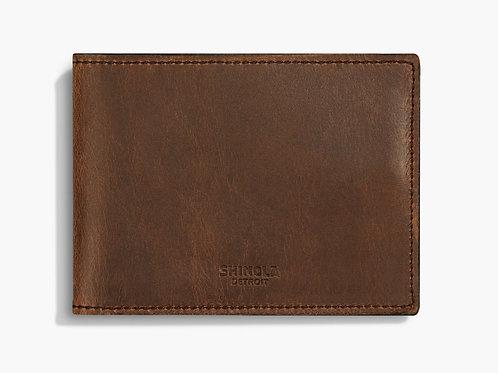 Slim Bifold 2.0 Wallet Navigator Medium Brown