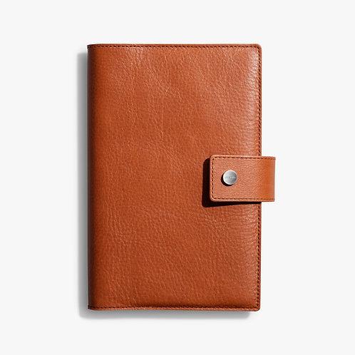 Medium Journal-iPad Mini Cover With Tab Bourbon