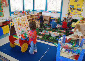 Creating Learning Centers in Early Childhood Classrooms