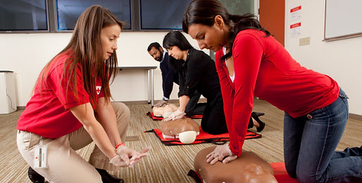 First Aid/CPR/AED Training Child Care