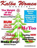 """""""me too"""" Kalon Women's Magazine"""