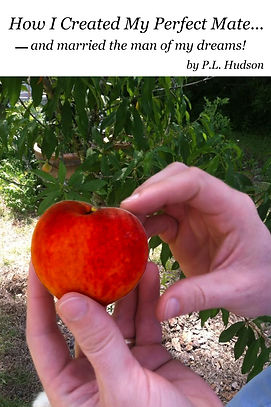 pair of hands holding a delicious peach