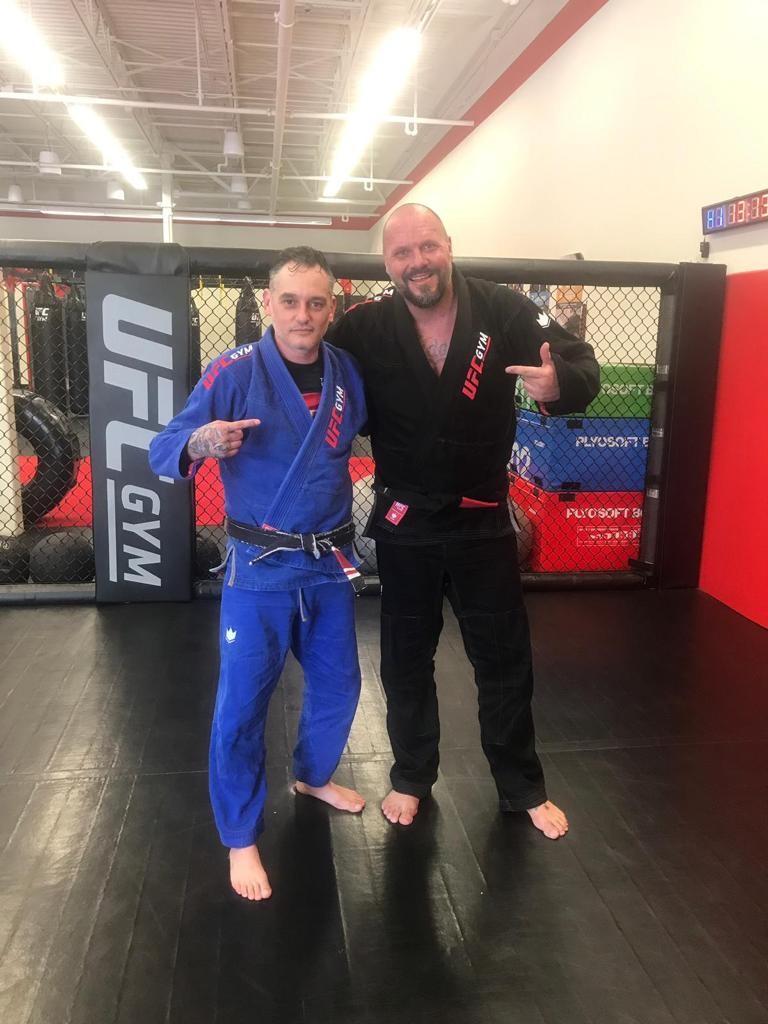 UFC Gym Orlando, Mai 2019