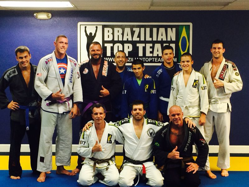 Brazilian Top Team Florida
