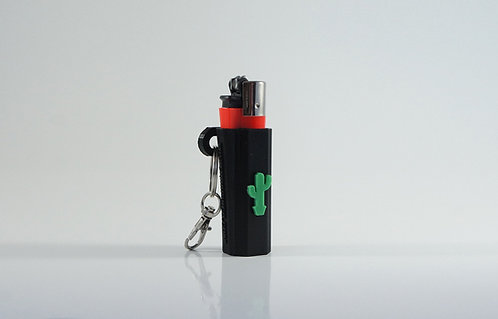 "Terrapin ""Cactus"" Lighter Case + Keychain *Customizable"