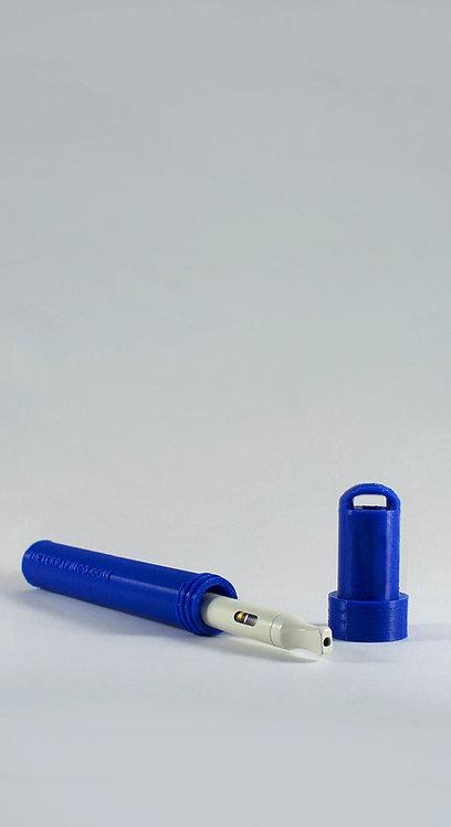 Royal Blue Disposable* Vape Pen Case