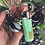 "Thumbnail: Terrapin Lighter Case & Keychain, ""Please No Smoking"" Turquoise *Customizable"