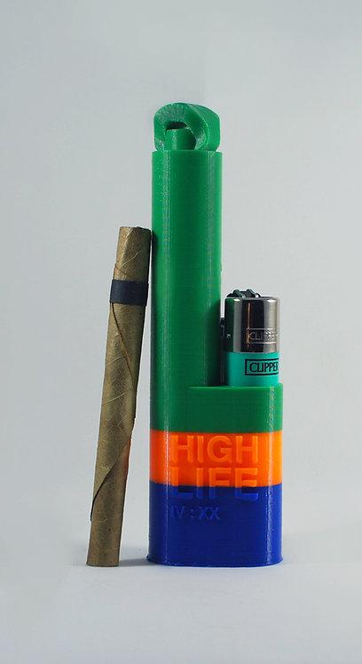 "Terrapin ""Bohemian"" Holder Lighter + Blunt* Holder"