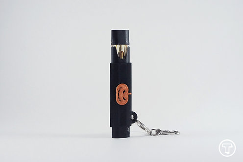 "Halloween Terrapin ""Pumpkin"" Case + Keychain fits for Stiiizy* - Customizable"