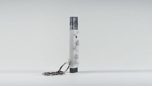 "Terrapin""Blue Glow Star Light"" Slip-Sleeve Case + Keychain for JUUL*Customizable"