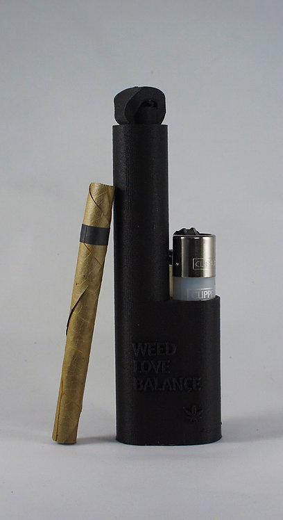Terrapin Jedi Black Lighter + Blunt* Holder *Customizable