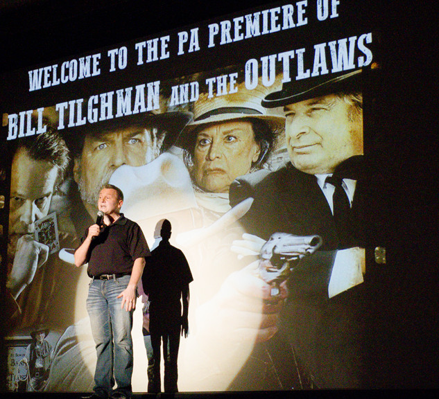 PA Movie Premiere of Bill Tilghman and the Outlaws