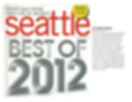 Canopy Blue voted best women's boutique in Seattle Magazine's best of 2012