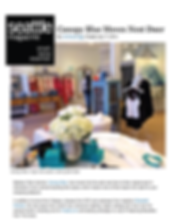 Canopy Blue, a Seattle women's boutique moves to a bigger location