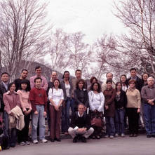 Our Second Lab Retreat - Lake Placid NY 2004