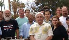 Our Third Lab Retreat - Anza Borrego 2007