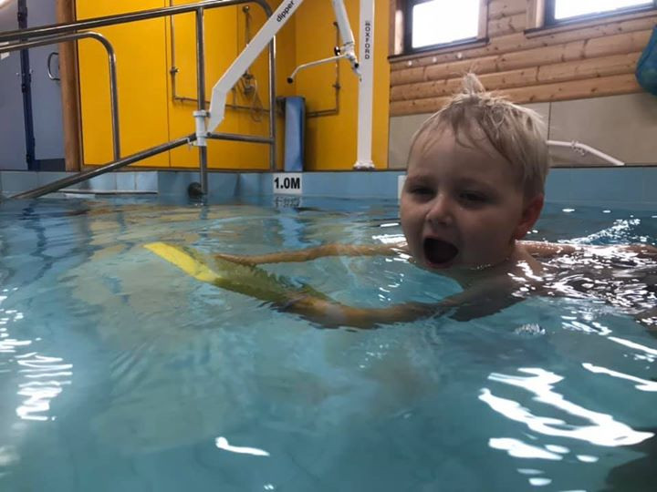 Float Swimming
