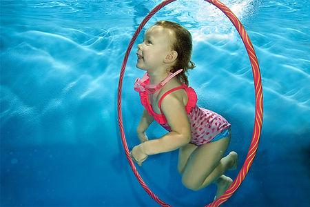 Pre-School Swimming - Rainbow Aquatics