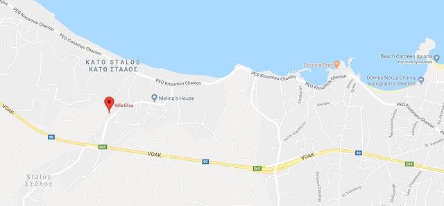 Ferienwohnung auf Kreta
