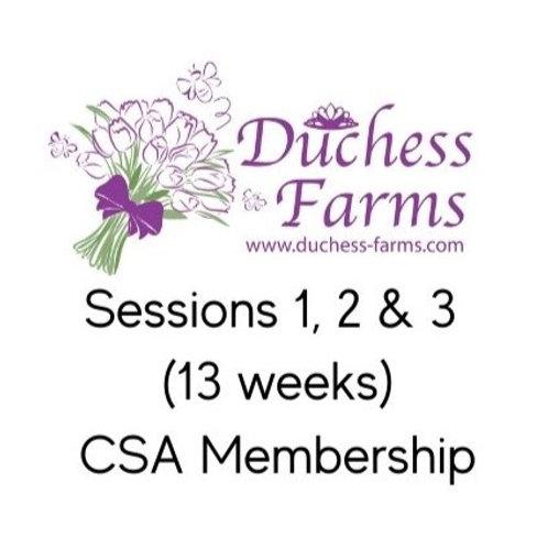 2021 CSA Sessions 1, 2 & 3