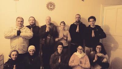 Atividades da Escola Shaiva Yoga - Galeria de Fotos