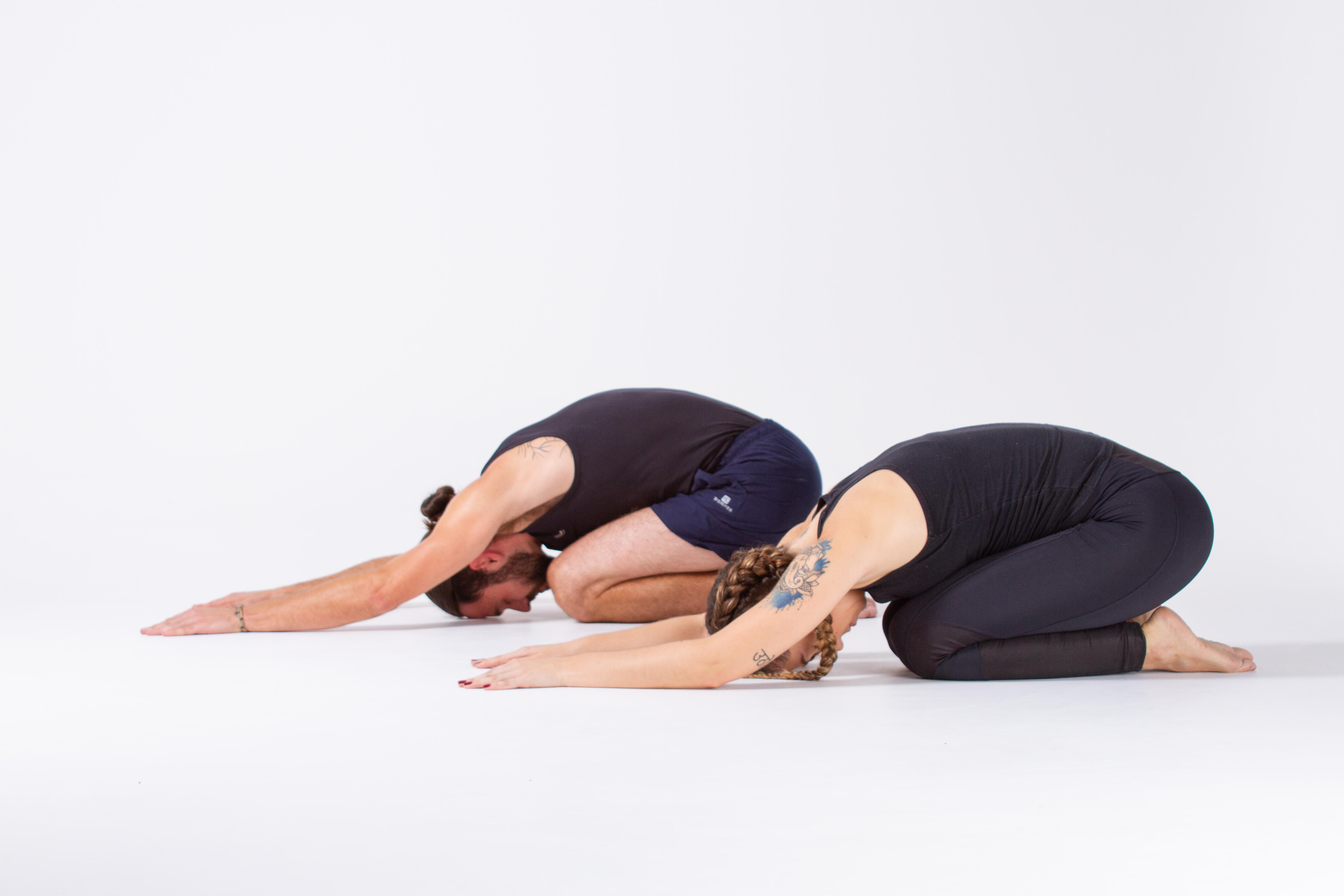 Professores de Yoga