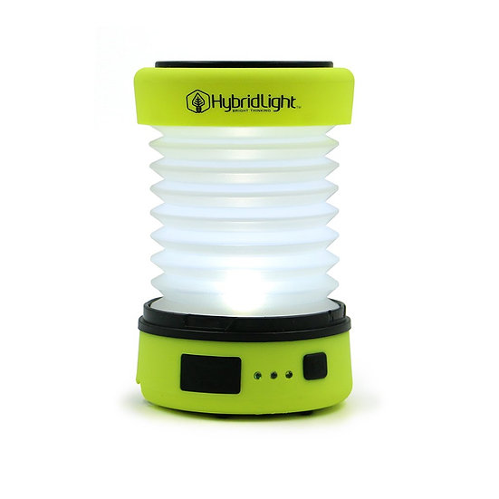 The Puc Expandable Lantern Charger