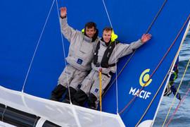 MACIF IMOCA 60 - TRANSAT JACQUES VABRE 2011