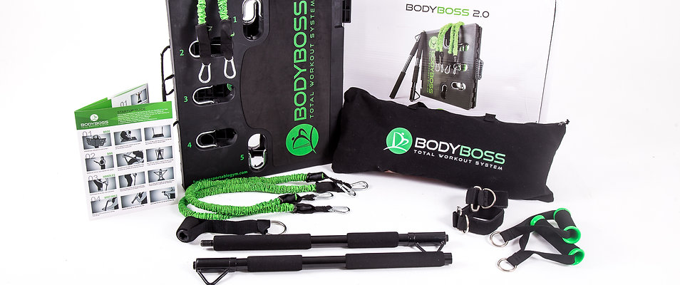 BodyBoss Home Gym In A Box