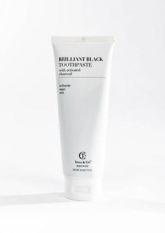 Terra & Co 4 oz Brilliant Black Toothpaste