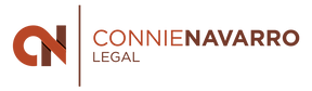 Connie Navarro Legal Logo - Landscape Co