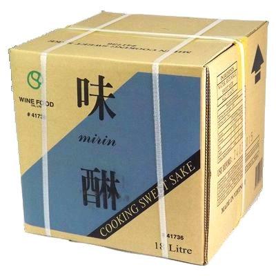 WINE FOOD Mirin 14% Alc 18L