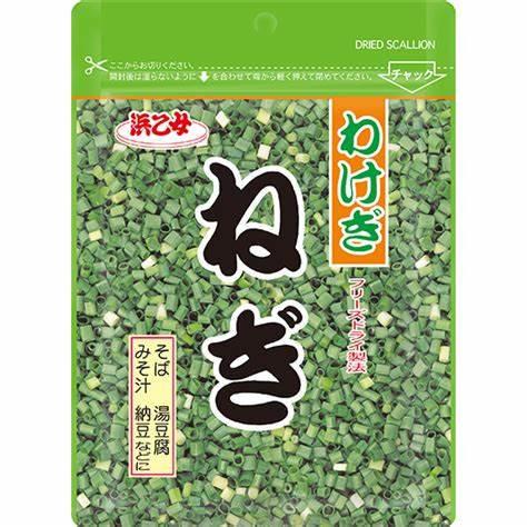 HAMAOTOME Kanso Wakegi 5g Dried Spring Onion
