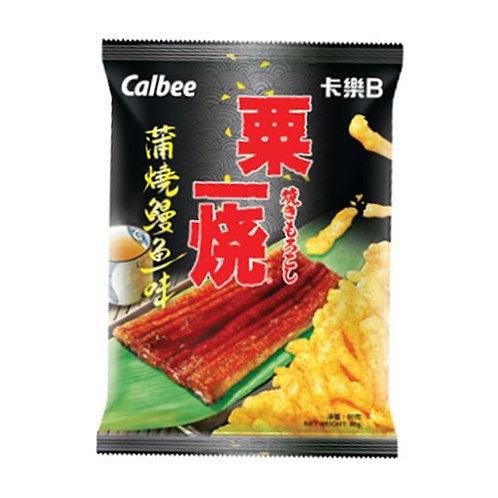 CALBEE Grill A Corn Eel 80g