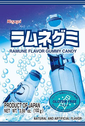 Gummy Ramune 102g