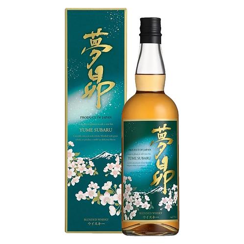 YUMESUBARU Whisky 750ml