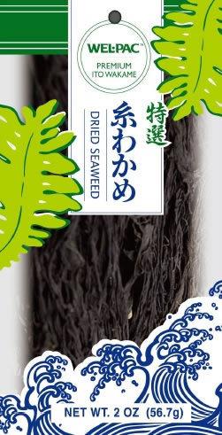 WP Premium Ito Wakame 56.7g Dried Seaweed
