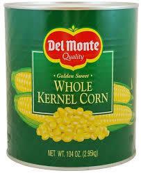 DELMONTE CORN CAN 2.95kg
