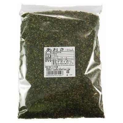 NAGAI Aonoriko Bandoko 100g  Green laver