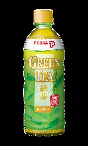 POKKA Jasmine Green Tea 500ml 24bottles