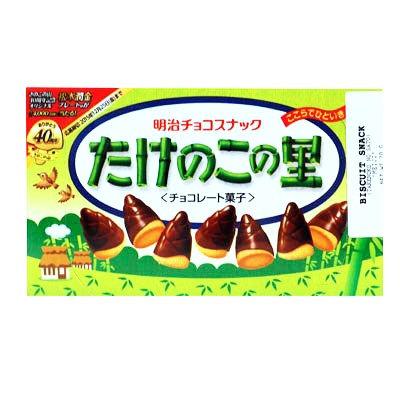 MEIJI Takenoko no Sato 70g